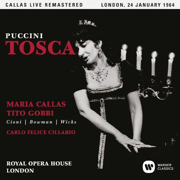 Maria Callas - Puccini: Tosca (1964 - London) - Callas Live Remastered