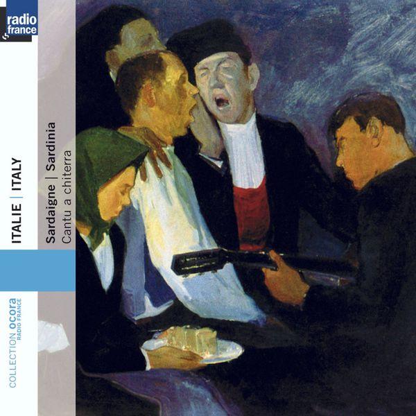 Francesco Demuru - Italie - Italy, Italia : Sardaigne, Cantu a chiterra (chant à guitare)