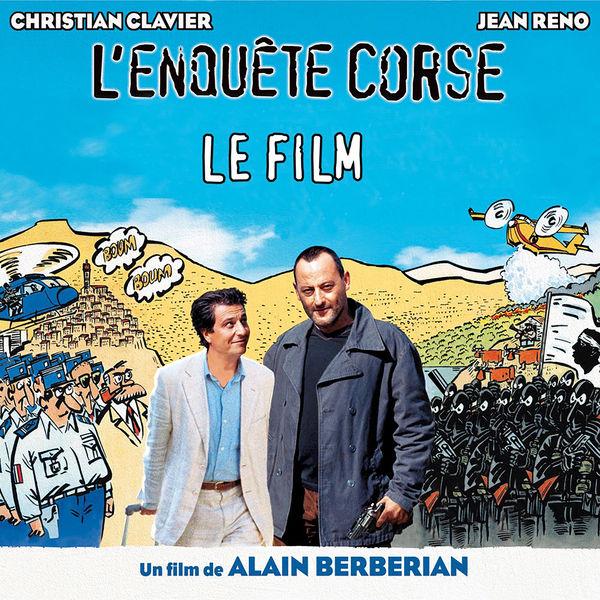 Alexandre Desplat - L'enquête corse (Bande originale du film)