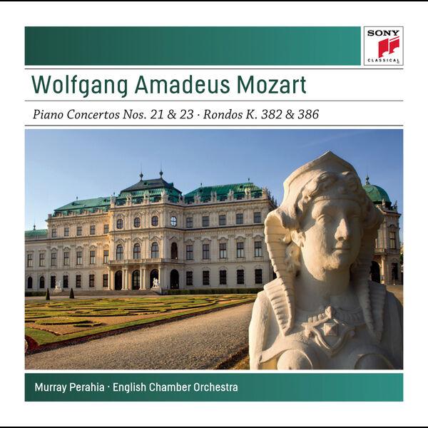 Murray Perahia Mozart: Piano Concertos Nos. 21, 23 & Rondos
