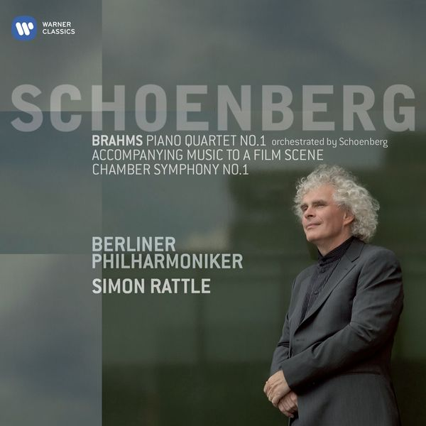 Sir Simon Rattle - Schoenberg: Orchestral Works (Édition StudioMasters)
