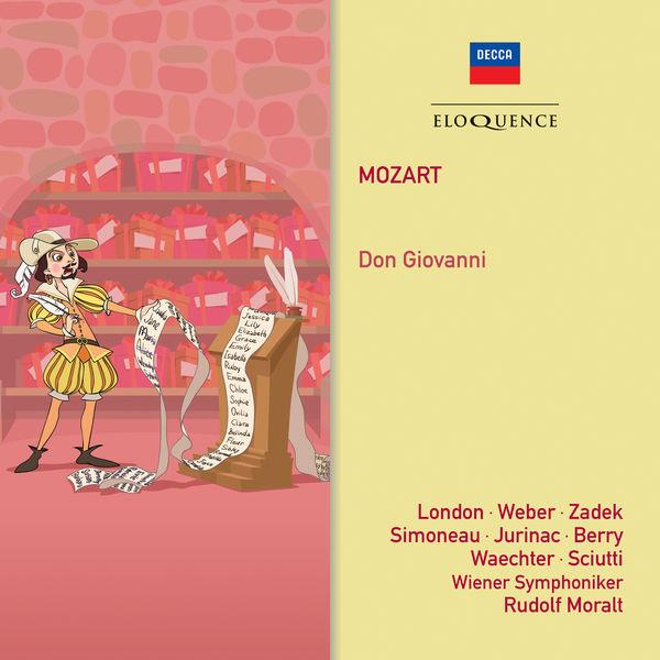 Rudolf Moralt - Mozart: Don Giovanni