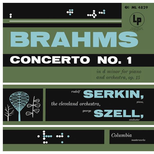 Rudolf Serkin - Brahms: Piano Concerto No. 1, Op. 15