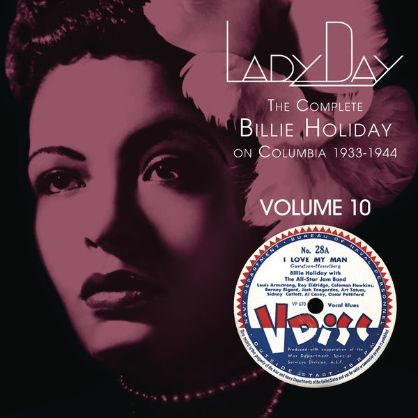 Billie Holiday - Lady Day: The Complete Billie Holiday On Columbia - Vol. 10