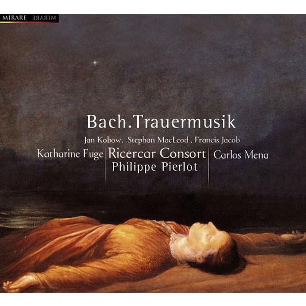 Philippe Pierlot - Johann Sebastian Bach : Trauermusik