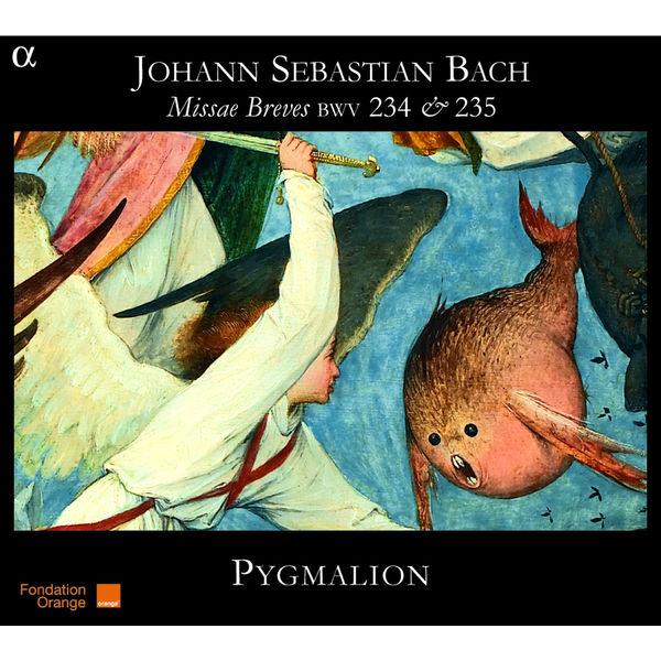 Raphaël Pichon - Johann Sebastian Bach : Missae Breves BWV 234 & 235