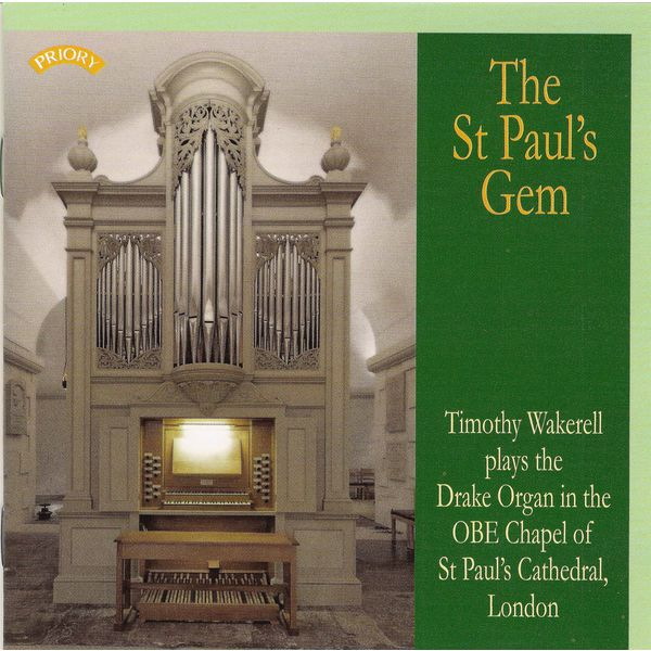 Timothy Wakerell - The St Paul's Gem