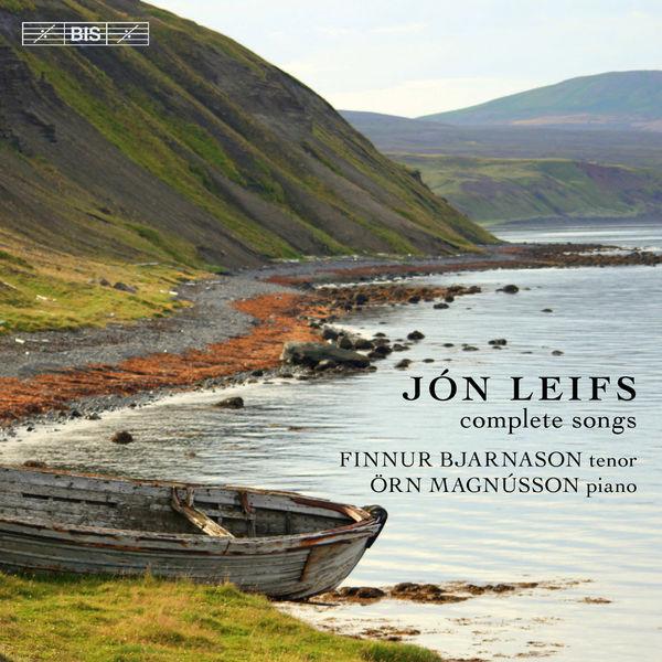 Finnur Bjarnason - Jon Leifs : Complete Songs