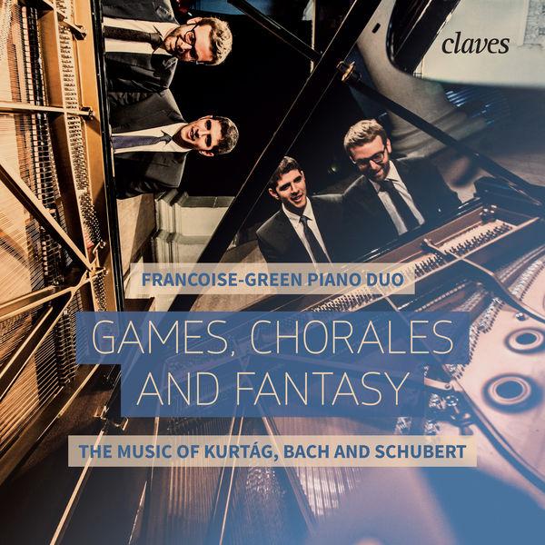 György Kurtág - Games, Chorales & Fantasy