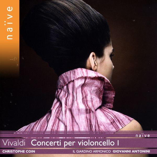 Christophe Coin - Concerti per violoncello (Volume 1)