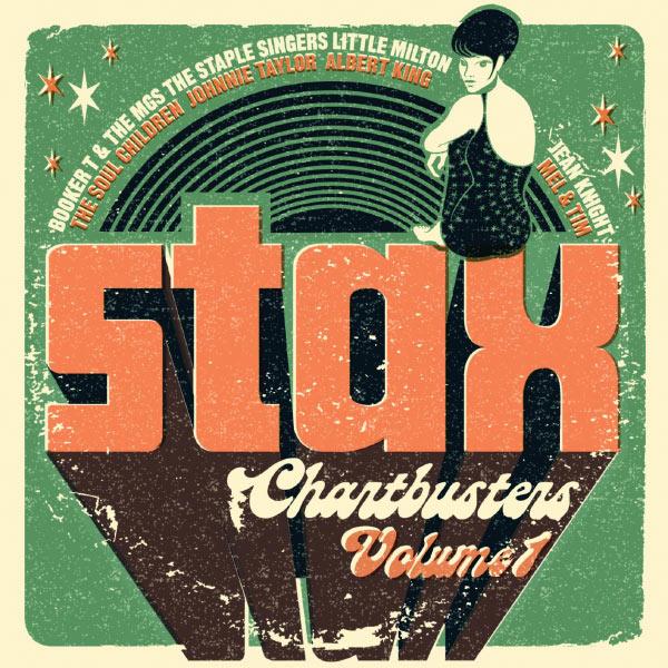 Various Artists - Stax Volt Chartbusters Vol 1