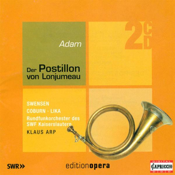 Robert Swensen - Adam, A.: Postillon De Lonjumeau (Le) [Opera]