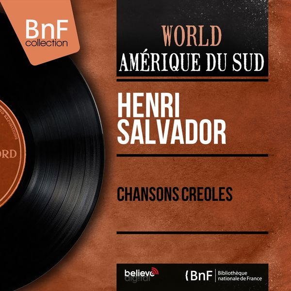 Henri Salvador - Chansons créoles (Mono version)