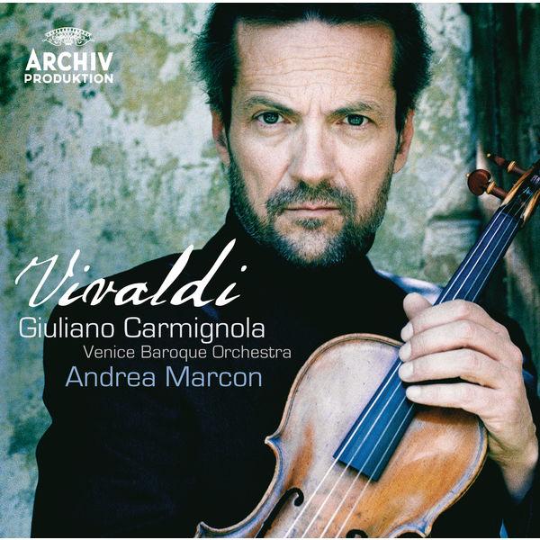 Giuliano Carmignola - Vivaldi: Violin Concertos, R. 331, 217, 190, 325 & 303