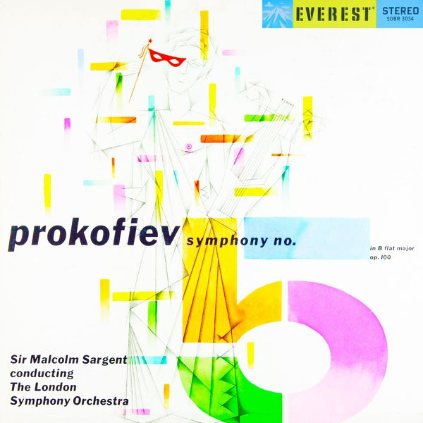 London Symphony Orchestra - Prokofiev: Symphony No. 5 (Transferred from the Original Everest Records Master Tapes)