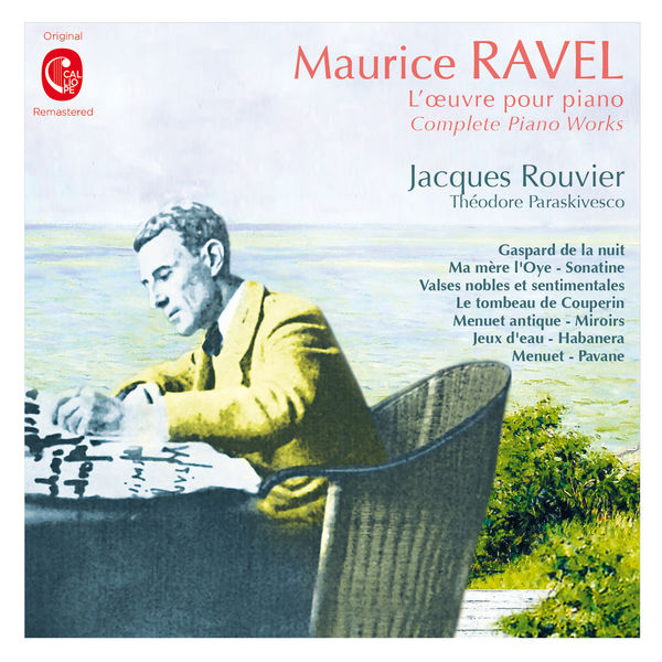 Théodore Paraskivesco - Ravel: L'œuvre pour piano