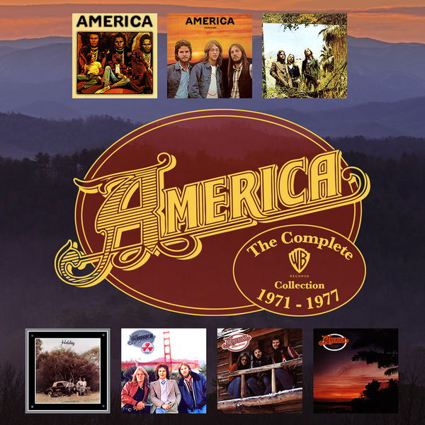 America - The Complete Warner Bros Collection 1971 - 1977
