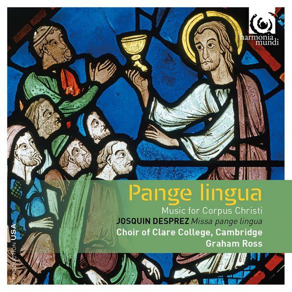 Graham Ross - Pange Lingua: Music for Corpus Christi