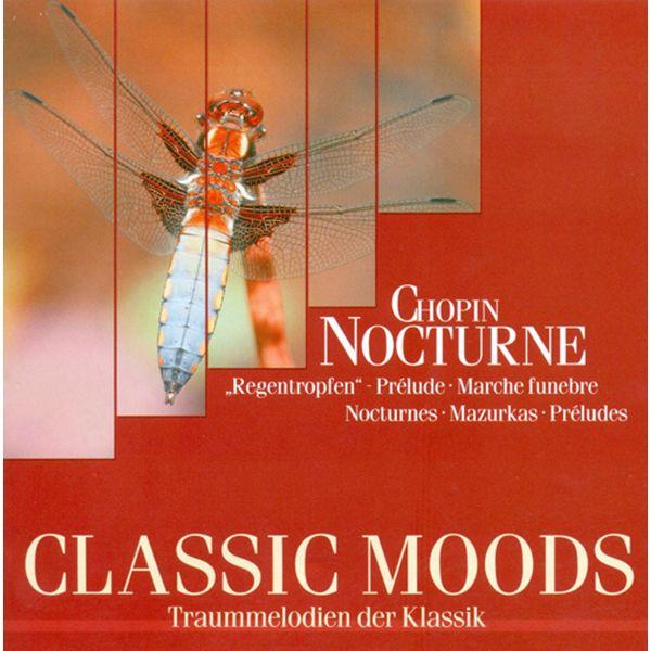 Dénes Varjon - Classic Moods - Chopin, F.
