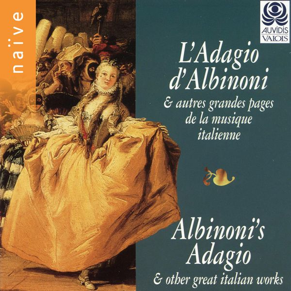 Marta Almajano - Albinoni's Adagio (And Other Great Italian Works)