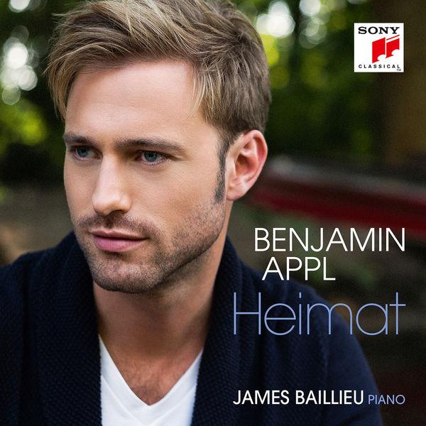 Benjamin Appl - Heimat (Schubert, Wolf, Brahms, Reger, Grieg, Britten...)