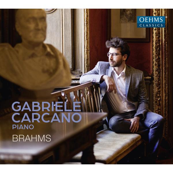 Gabriele Carcano - Brahms: Piano Works