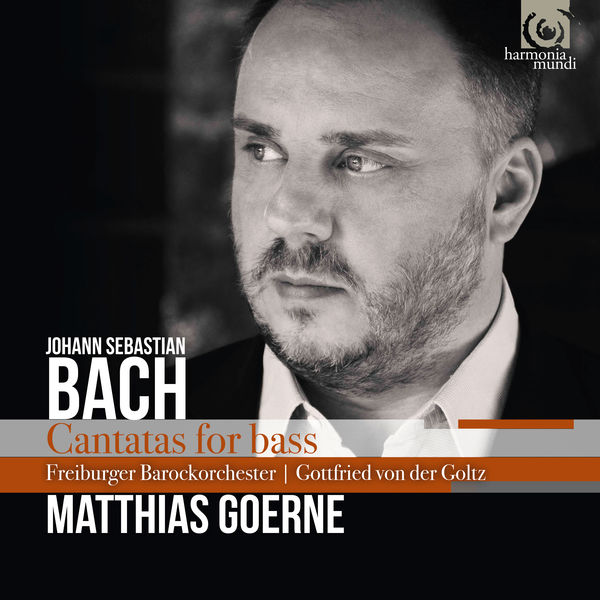 Matthias Goerne - Bach: Cantatas for Bass