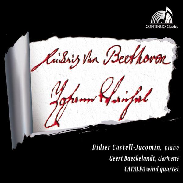Didier Castell-Jacomin - Wanhal, Beethoven: Sonates et quintette