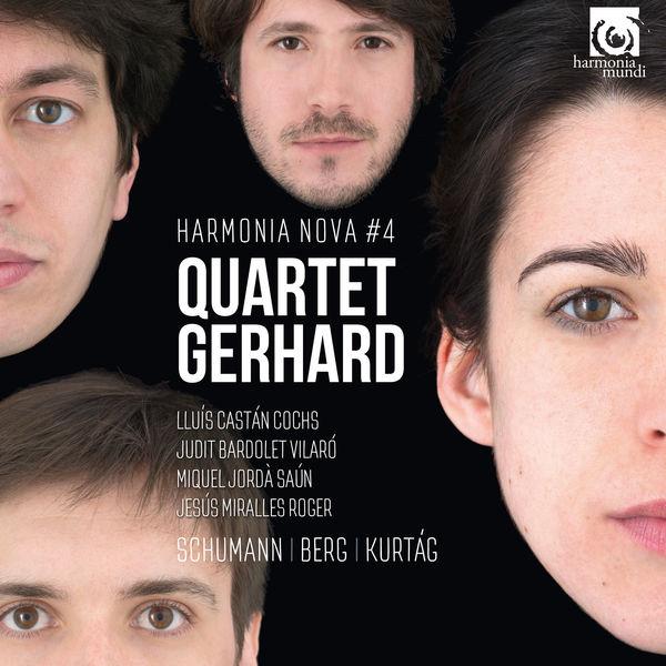 Quartet Gerhard - Quartet Gerhard (Schumann, Berg, Kurtag)