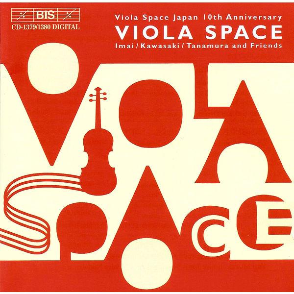 Nobuko Imai - HOSOKAWA / PENDERECKI / NORGARD: Viola Space Japan 10th Anniversary