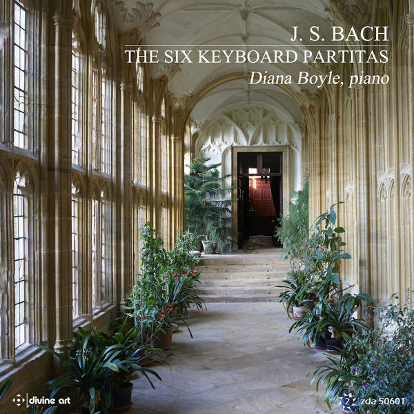Diana Boyle - Bach: The 6 Keyboard Partitas