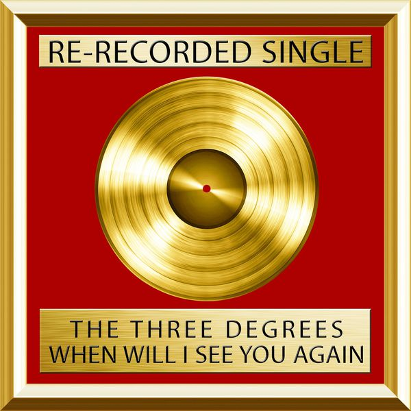 The Three Degrees - When Will I See You Again (single)
