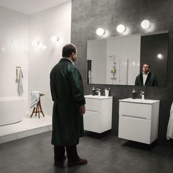 Paul Potts - La donna è mobile (Bathroom Edition)