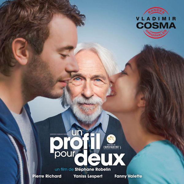 Vladimir Cosma - Un profil pour deux (Stéphane Robelin's Original Motion Picture Soundtrack)