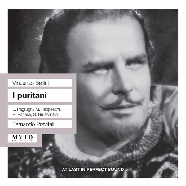 Fernando Previtali - I Puritani