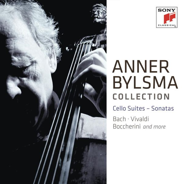 Anner Bylsma - Anner Bylsma plays Cello Suites and Sonatas