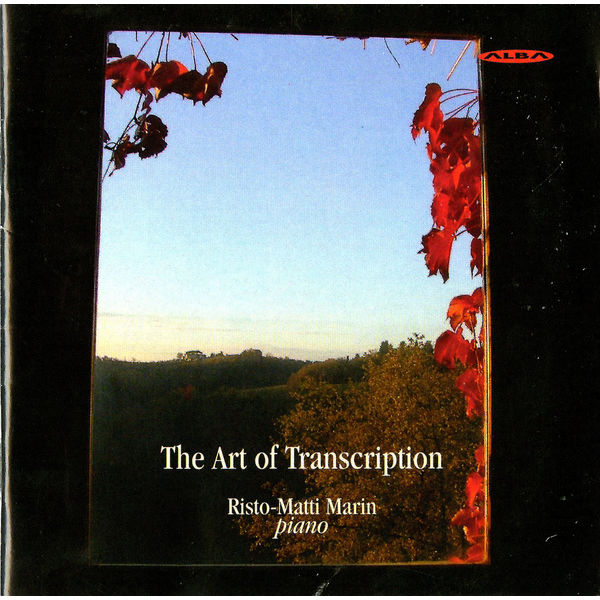 Risto-Matti Marin - The Art of Transcription