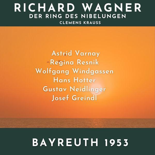 Clemens Krauss - Richard Wagner : Der Ring Des Nibelungen