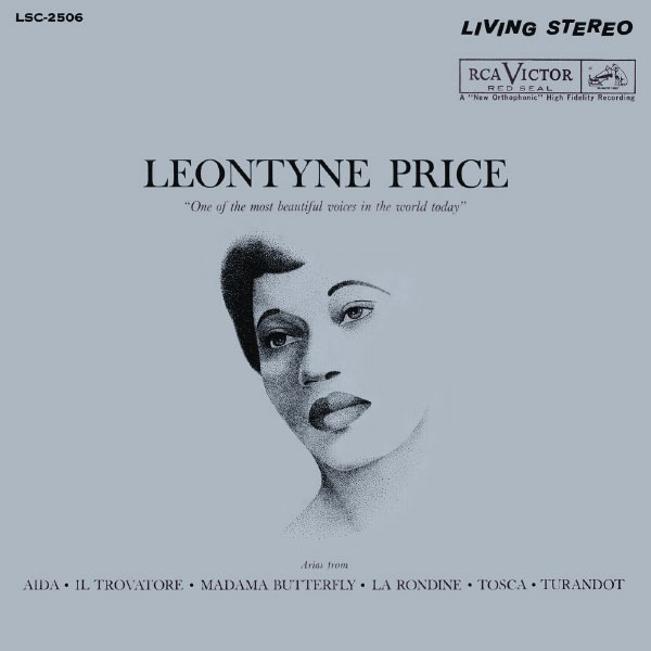 Leontyne Price - Leontyne Price - Verdi and Puccini Arias
