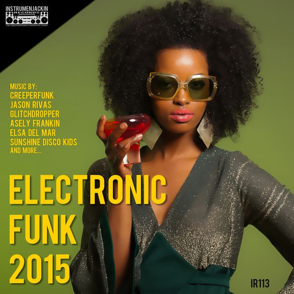 Various Artists - Electronic Funk 2015