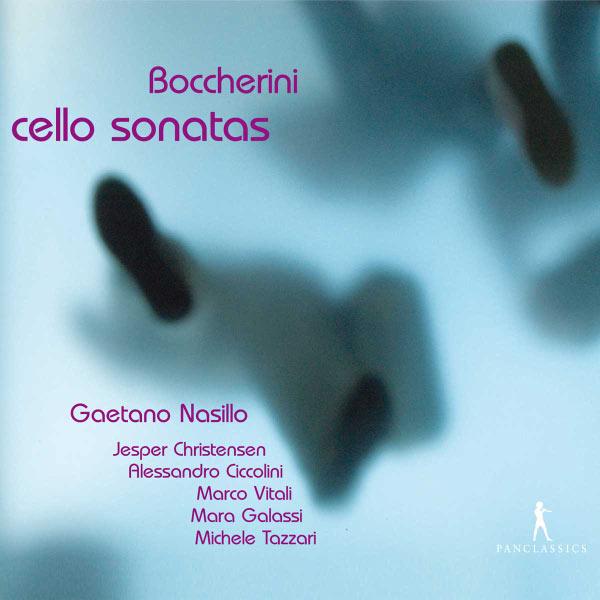 Gaetano Nasillo - Sonates pour violoncelle