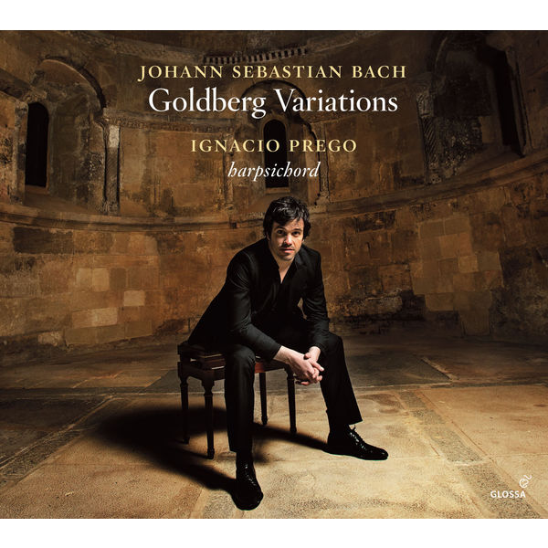 Ignacio Prego Bach: Goldberg Variations, BWV 988