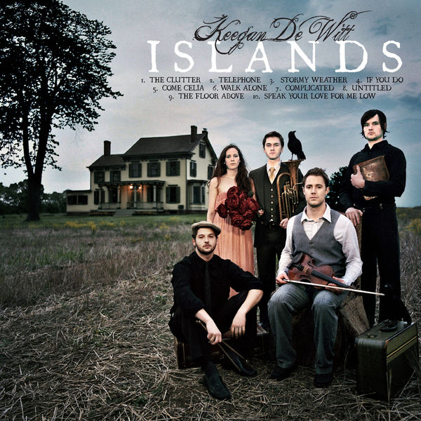 Keegan DeWitt - Islands