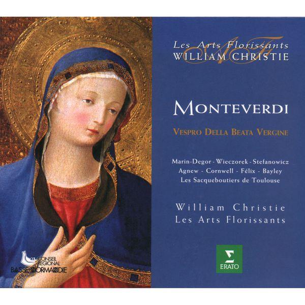 William Christie - Monteverdi : Vespro della Beata Vergine