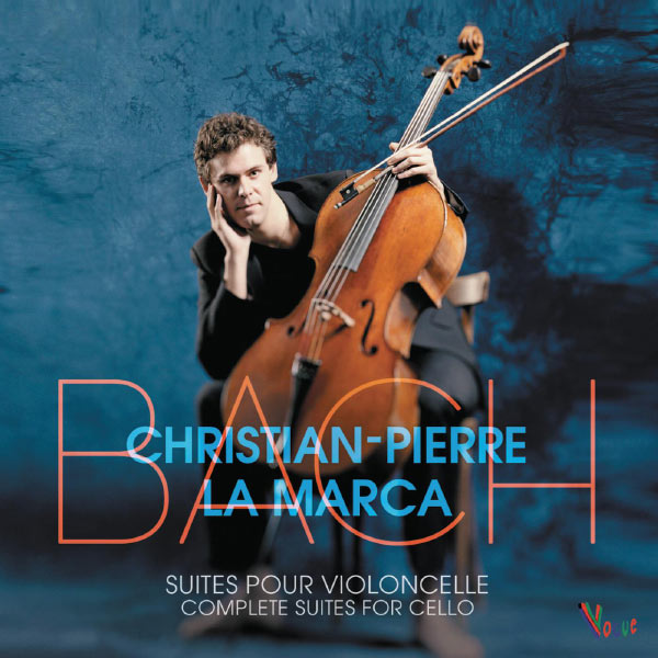 Christian-Pierre La Marca - Bach 6 Suites pour violoncelle
