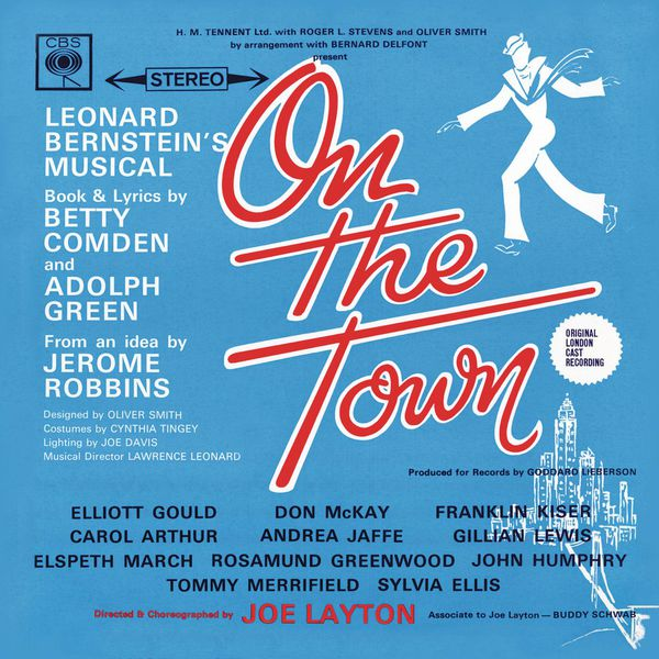 London Cast of On The Town - On The Town (London Cast Recording)
