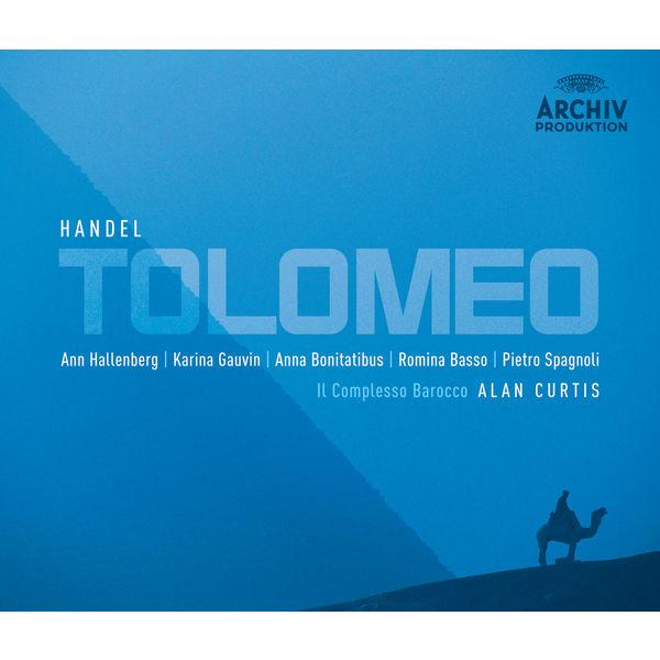 Ann Hallenberg - Handel: Tolomeo
