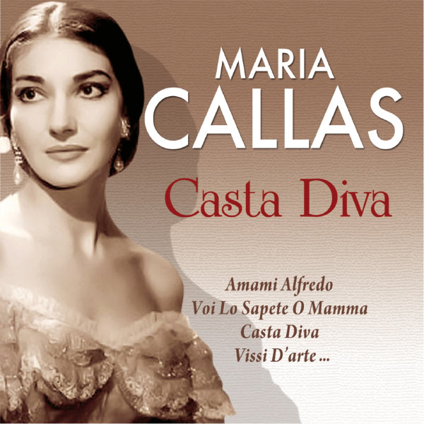 Casta diva vincenzo bellini par maria callas download and listen to the album - Casta e diva ...