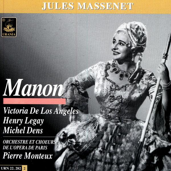 Henri Legay - Massenet: Manon