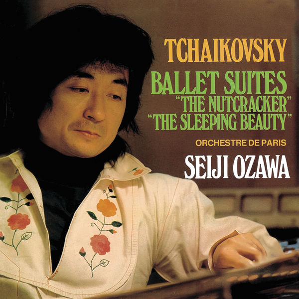 Orchestre de Paris - Tchaikovsky: Ballet Suites - The Nutcracker; The Sleeping Beauty
